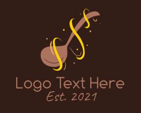 Restaurant - Cooking Ladle logo design