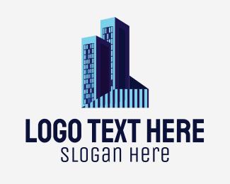 Structure - Building Structure  logo design