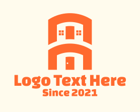 Townhouse Real Estate Logo