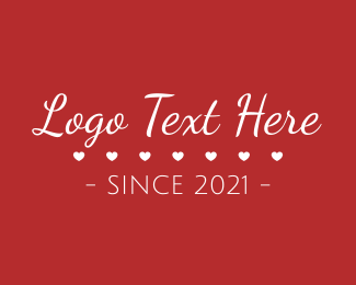 """Valentine's Day Text"" by brandcrowd"