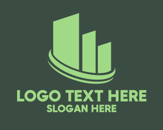 Properties - Eco Real Estate  logo design