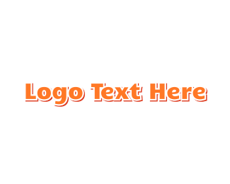 Orange - Orange & Friendly logo design