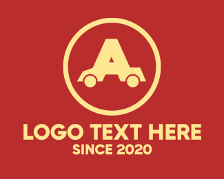 """""""Auto Car Letter A"""" by podvoodoo13"""