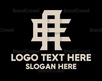 Department - E & A logo design