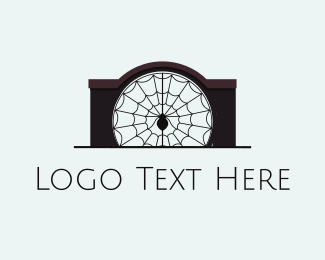 Spider - Spider Gate logo design