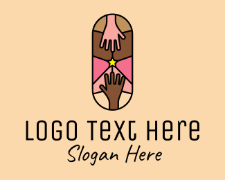 Non Profit Organization - Stained Glass Outreach logo design
