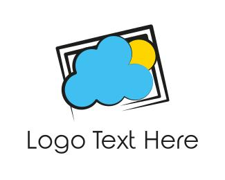 Sunny - Sky Picture logo design