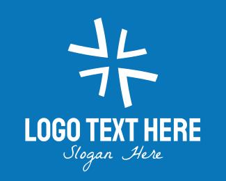 Religious - Abstract Religious Cross logo design