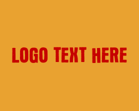 Text - Fun Wordmark Font logo design