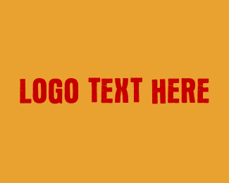 Taco - Fun Wordmark Font logo design