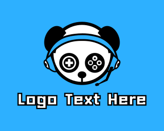 """Panda Gaming Streamer"" by Marvie"