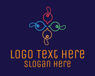 Purchase - Price Tag Speech logo design
