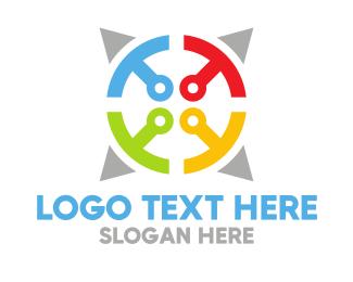 Tagline - Compass Group logo design