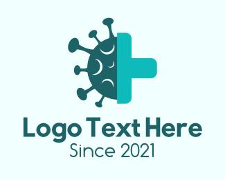 Covid 19 - Covid19 Virus  logo design