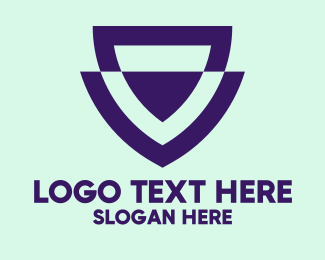 Violet - Violet Corporate Emblem  logo design