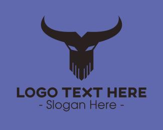 Evil - Evil Demon logo design