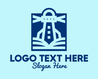 Landmark - Lighthouse Landmark  logo design