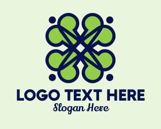 Business - Lucky Clover Business logo design
