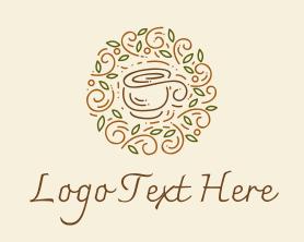 Coffee - Coffee Tea Cafe logo design