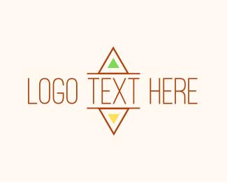 Festival - Bohemian Festival Wordmark  logo design