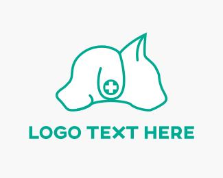 Doggie - Dog & Cat logo design