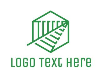 Antenna - Hexagon Antenna logo design
