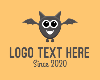 Baby - Baby Bat logo design