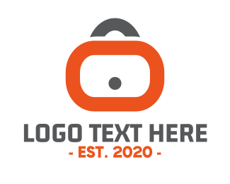 Unlock - Lock Application logo design