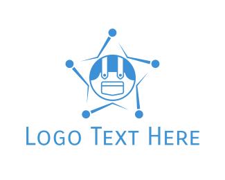 Jeans - Denim Star logo design