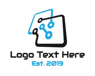 """Sky Tech"" by LogoBrainstorm"