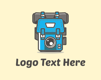 Photo - Bag & Camera logo design