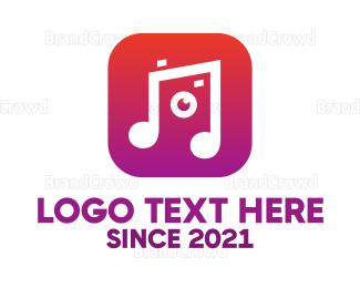 Musician - Music & Photography logo design