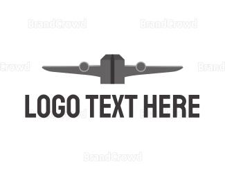 Cardboard - Air Cargo logo design
