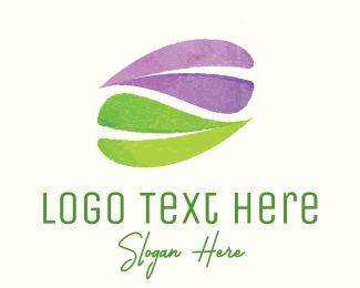Logo Design - Leaves