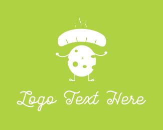 Breakfast - Sausage  logo design