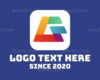 Bold - Bold Letter G logo design