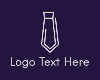 Boss - Clip Tie logo design