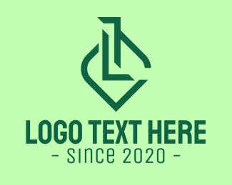 Technolgy - Company Business Letter L logo design