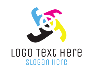 Printer - Printing Cartridges logo design