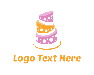 Biscuit - Sweet Cake logo design