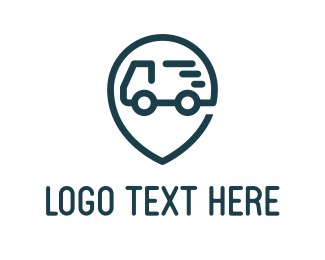 Auto Shop - Truck Point logo design