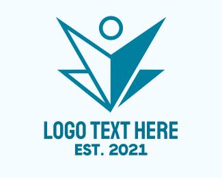 Insurance - Blue Insurance Agency logo design
