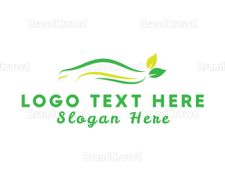 Automotive - Eco Automotive  logo design