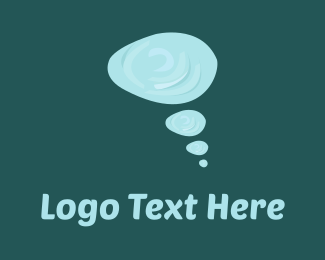 Blog - Thinking Bubbles logo design