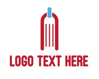 Read - Power Book logo design