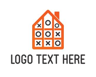 Play - Play House logo design