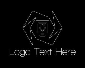 Shutter - Camera Shutter logo design