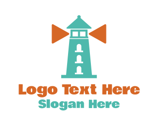 Play - Play Lighthouse logo design