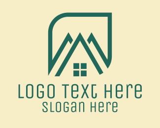 Company - House Roofing Company logo design