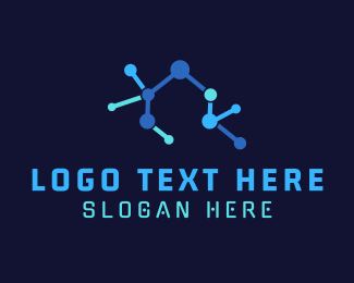 Science - Genetics Science logo design